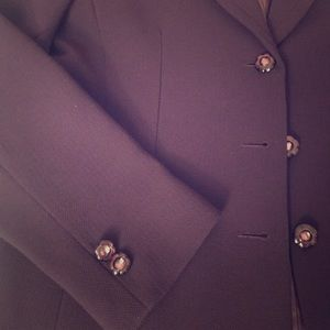 Purple Stylish Blazer